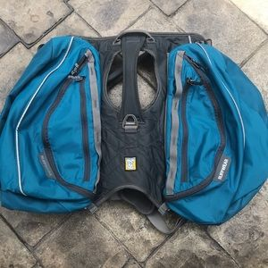 Brand New, no tags, RUFFWEAR dog backpack L/XL